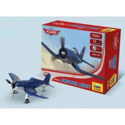Disney Planes: Skipper Riley. ZVEZDA 2062