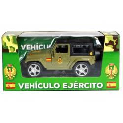 Jeep del Ejército. PLAYJOCS 73824