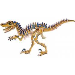 Velociraptor. WOODENCRAFT 1454