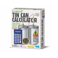 Tin Can Calculator. 4M 00-03360