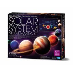 Solar system. 4M 00-05520