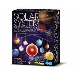 Solar system. 4M 3225