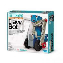 Robot ClawBot. 4M 00-03405