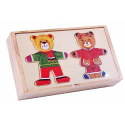 "Puzzle ""Bears"". TOINSA 72-104"