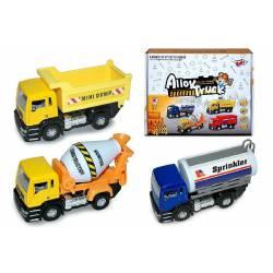 Alloy truck. ALLOY TRUCK 75-217