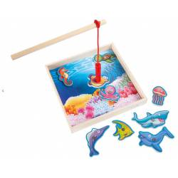 Fishing game in a box. LEGLER 10177