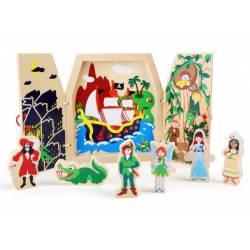 Neverland fairytale in a box. LEGLER 10029