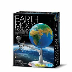 Earth moon. 4M 00-03241