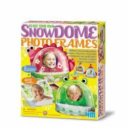 Snow dome. 4M 00-04593