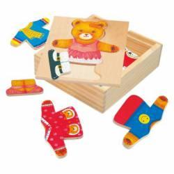 "Puzzle ""Berta"". BINO TOYS 88048"