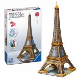 Eiffel tower 3D. RAVENSBURGER 125562