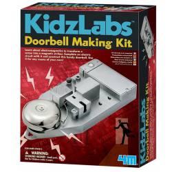 Doorbell making kit. 4M 00-03368