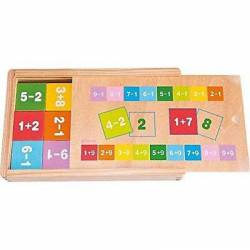 Learning Maths-add and subtract. WOODYLAND 90898