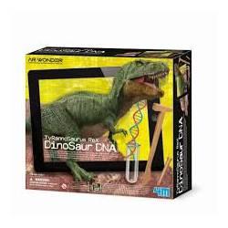 Tyrannosaurus Rex DNA.