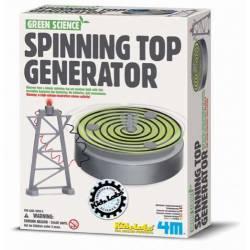 Spining top generator. 4M 00-03271