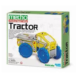Motorised tractor. 4M 00-03406
