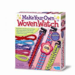 Woven watch. 4M 00-04680