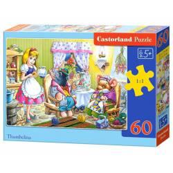 Thumbelina. CASTORLAND PUZZLE B-06632-1