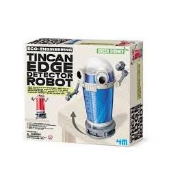 Tincan edge detector robot. 4M 00-03370