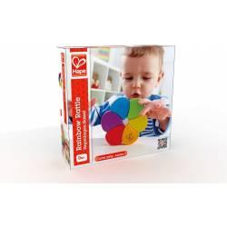 Rainbow rattle. HAPE E0014