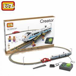 High speed train. LOZ 9047