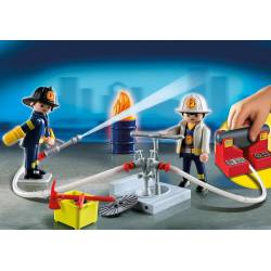 Fire rescue carry case. PLAYMOBIL 5651
