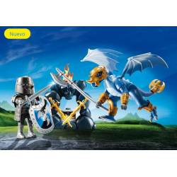 Dragon Knights carry case. PLAYMOBIL 5657