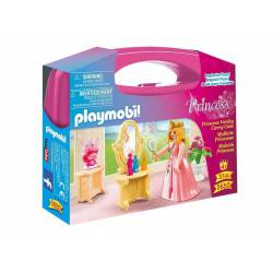 Princess vanity carry case. PLAYMOBIL 5650
