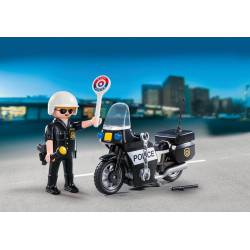 Police carry case. PLAYMOBIL 5648