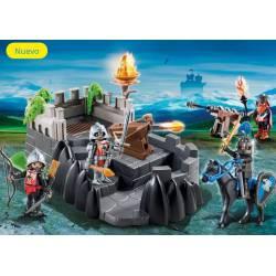 Dragon Knights' Fort. PLAYMOBIL 6627