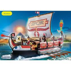 Roman Warriors' Ship. PLAYMOBIL 5390