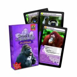Nature challenge: primates. BIOVIVA 28104