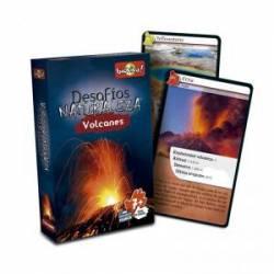 Nature challenge: Volcanoes. BIOVIVA 28112