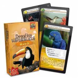 Nature challenge: birds. BIOVIVA 28105
