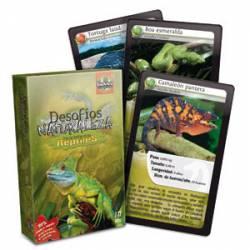 Nature challenge: reptiles. BIOVIVA 28103