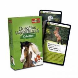 Nature challenge: horses. BIOVIVA 66009