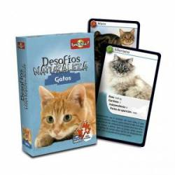 Nature challenge: cats. BIOVIVA 66011