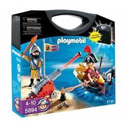 Pirates carry case. PLAYMOBIL 5894