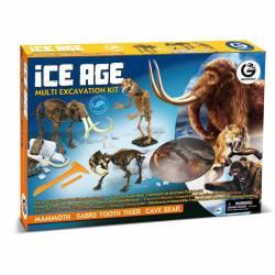 Ice age multi excavation kit. GEOWORLD CL 470K