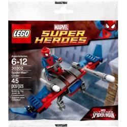 Super heroes: Spiderman. LEGO 30302