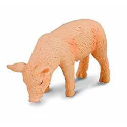 Piglet feeding. COLLECTA 88436