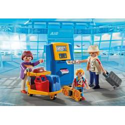 Family Check- In. PLAYMOBIL 5399