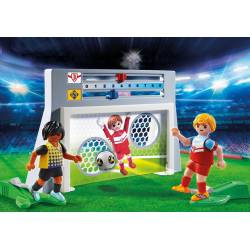 Sports & Action Goal Shootout. PLAYMOBIL 6858
