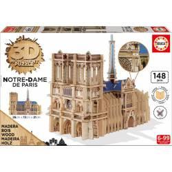 Notre-Dame 3D. EDUCA 16974