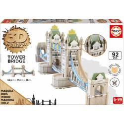 Tower Bridge 3D. EDUCA 16999