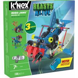 Robot 3 in 1: Robo-Jaws. K´NEX 34406