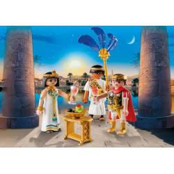Cesar and Cleopatra. PLAYMOBIL 5394