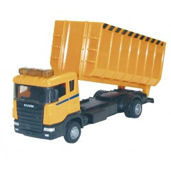 Construction truck. TEAMA