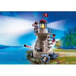 Soldiers' Lookout with Beacon. PLAYMOBIL 6680