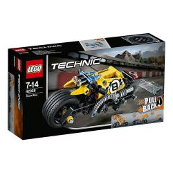 Technic, Stunt bike. LEGO 42058